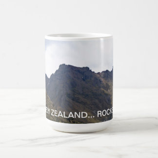 New Zealand Rocks Mug