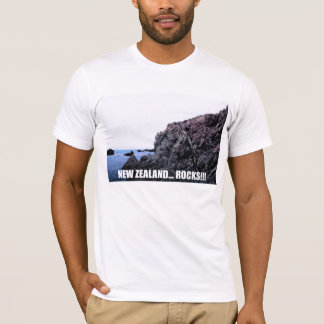 New Zealand... Rocks!!! T-Shirt