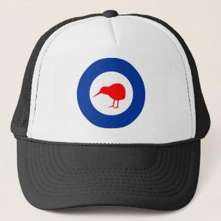 New Zealand Roundel Trucker Hat