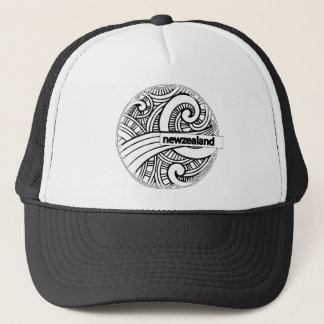New Zealand shirt Trucker Hat