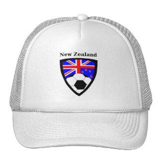 New Zealand Soccer Trucker Hat