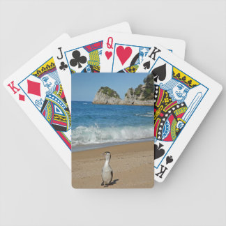 New Zealand South Island Bicycle Playing Cards