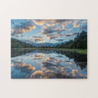 New Zealand, South Island, Westland National Jigsaw Puzzle