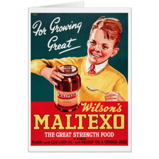 New Zealand Vintage Advertising Poster Card