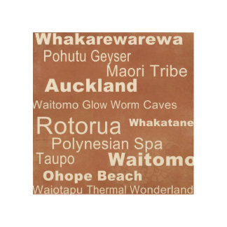 New Zealand Wall Art