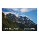 NEW ZEALAND, WHY NOT? PRINT