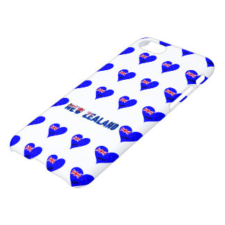 New Zealander heart iPhone 8/7 Case