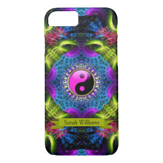 NewAge YinYang Neon Psychedelic iPhone 7 Case
