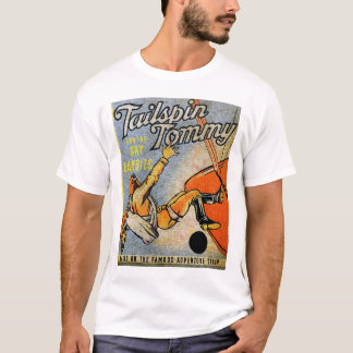newartsweb - Tailspin Tommy and the Sky Bandits  T-Shirt
