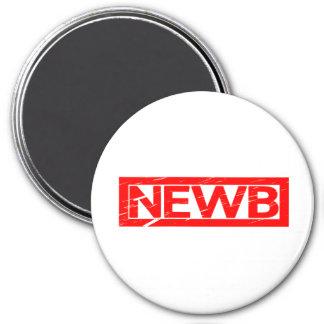 Newb Stamp Magnet