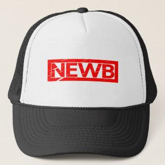 Newb Stamp Trucker Hat