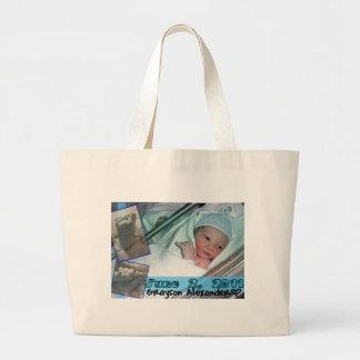 newbaby tote bag
