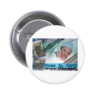 newbaby pin
