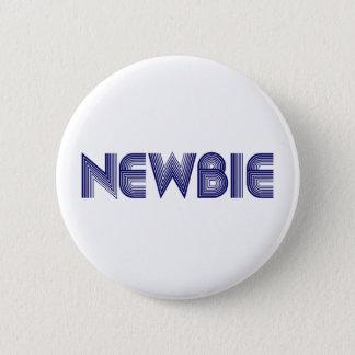 Newbie 2 Inch Round Button