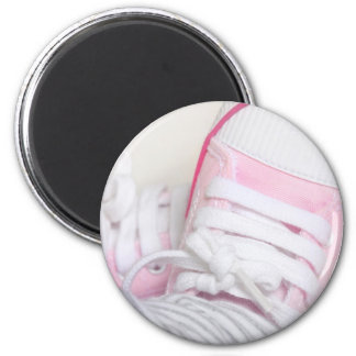 newborn baby shoes magnet