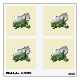 Newborn Dragon Wall Sticker