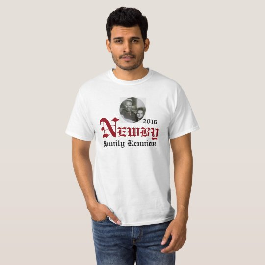 NEWBY 2016 FAMILY REUNION T-Shirt