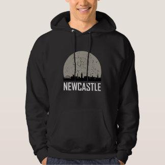 Newcastle Full Moon Skyline Hoodie