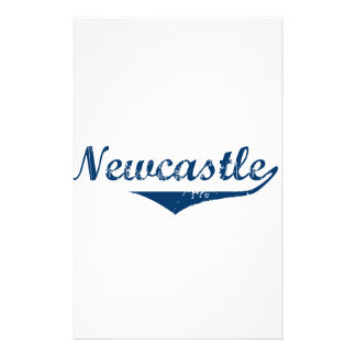 Newcastle Personalized Stationery