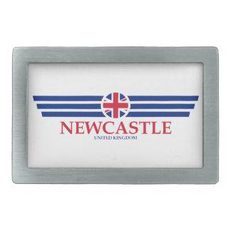 Newcastle Rectangular Belt Buckles