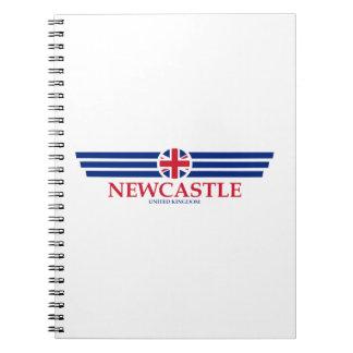Newcastle Spiral Notebook