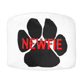 newfie name paw pouf