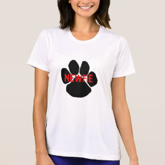 newfie name paw T-Shirt