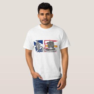 NEWFIE VIKING SHIP T-Shirt