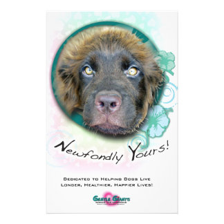 """""""Newfondly Yours"""" Stationery"""