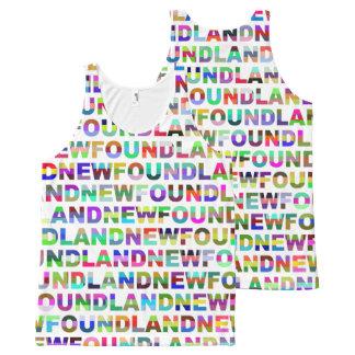 NEWFOUNDLAND ALLOVER OFFSET