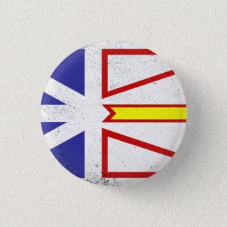 Newfoundland and Labrador 1 Inch Round Button