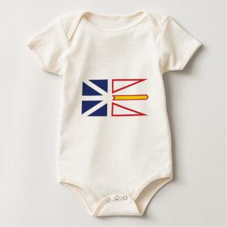 Newfoundland and Labrador Baby Bodysuit