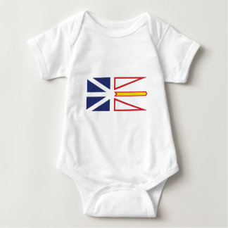Newfoundland and Labrador Baby Bodysuit