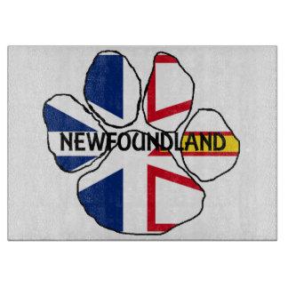 Newfoundland_and_Labrador flag name paw Boards