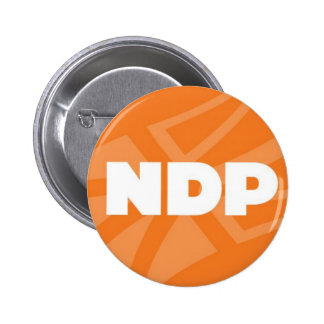 Newfoundland and Labrador NDP Pin