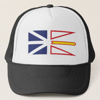 Newfoundland and Labrador Trucker Hat