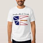 Newfoundland Canada Tshirts