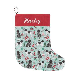 Newfoundland christmas stocking