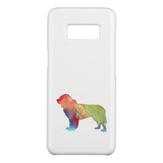 Newfoundland Dog Art Case-Mate Samsung Galaxy S8 Case