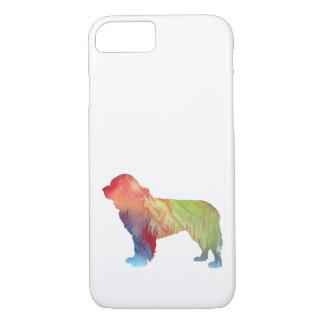 Newfoundland Dog Art iPhone 8/7 Case