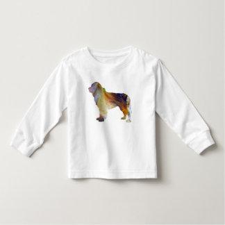 Newfoundland Dog Art Toddler T-shirt