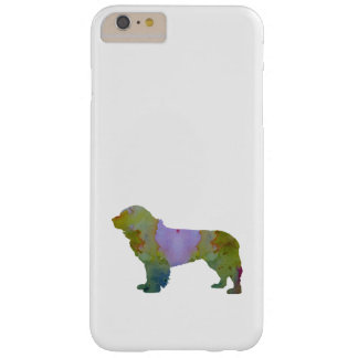 Newfoundland Dog Barely There iPhone 6 Plus Case