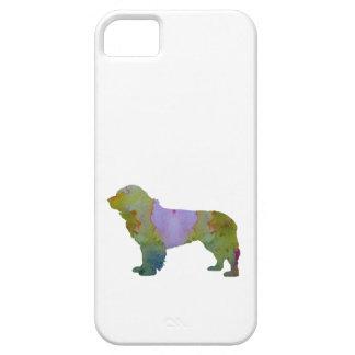 Newfoundland Dog iPhone 5 Cover