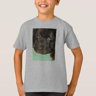Newfoundland dog  Kids Shirt