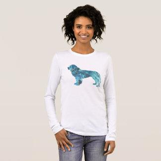 Newfoundland Dog Long Sleeve T-Shirt