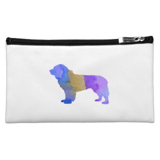 Newfoundland Dog Makeup Bag