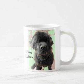 Newfoundland Dog Mug, Coffee Mug