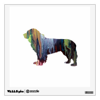 Newfoundland Dog Wall Sticker