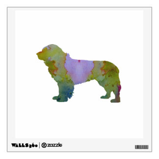 Newfoundland Dog Wall Sticker