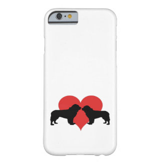newfoundland dogs barely there iPhone 6 case